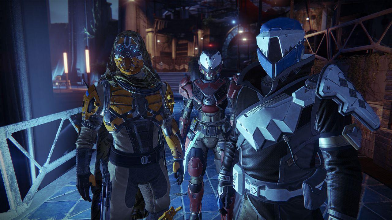 Destiny 2 era inizialmente previsto per il 30 settembre 2015