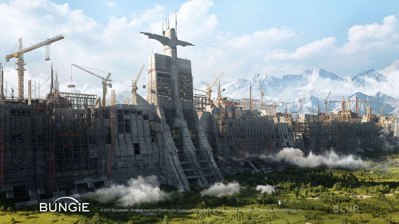 Destiny 2: un fan trova un modo per ridurre i tempi di caricamento della Torre