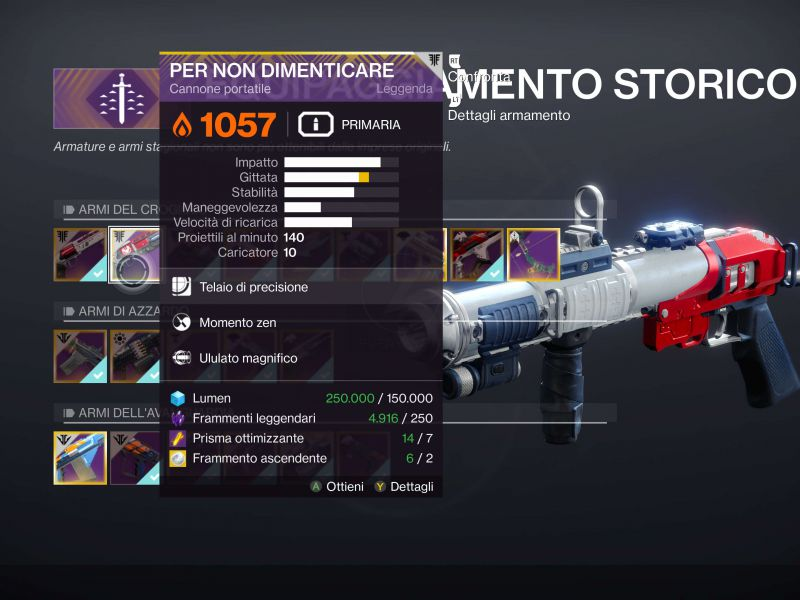 Destiny 2 Beyond the Light: how to recover old exotics and ritual weapons