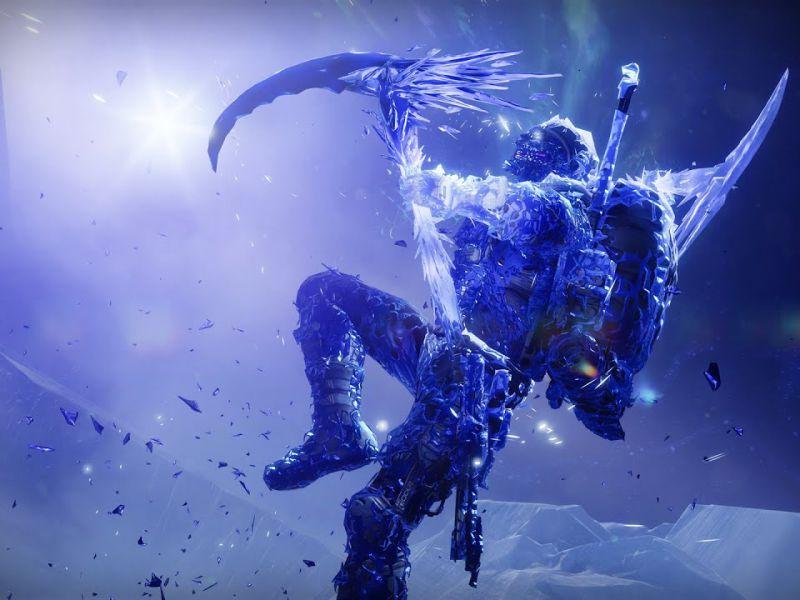Destiny 2 Beyond the Light: nerf for Hunter Revenant's Stasis powers