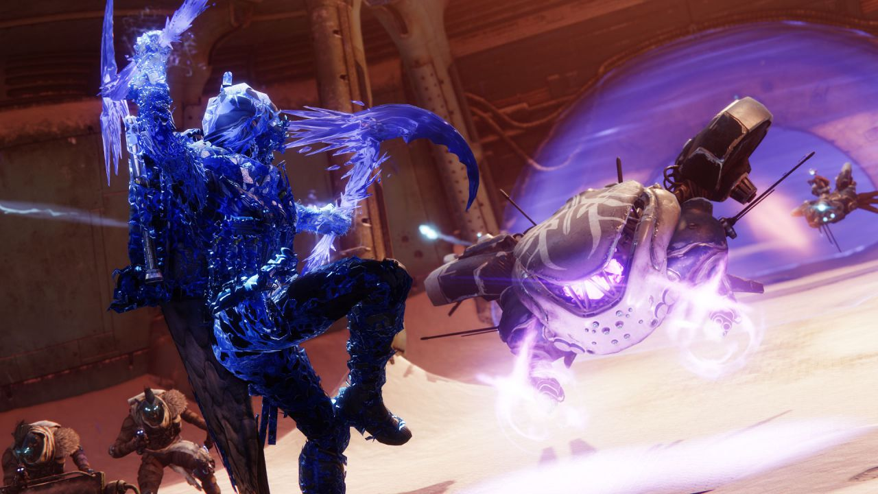 Destiny 2 Oltre la Luce su PS5 e Xbox Series X|S: l'update nextgen esce a inizio dicembre
