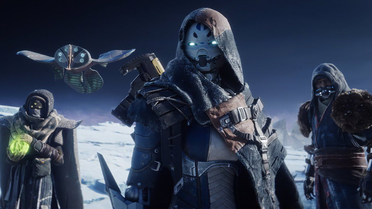Destiny 2 si prepara a Oltre La Luce: ben 14 ore di chiusura dei server