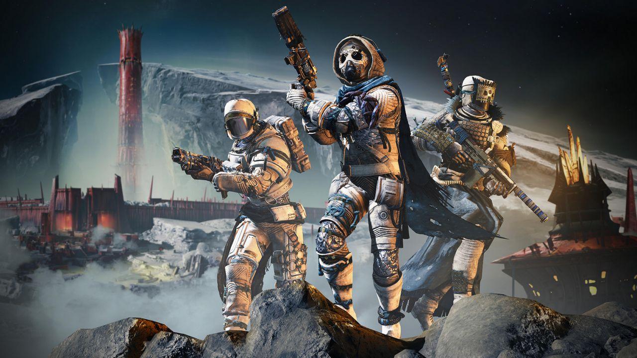 Destiny 2: I Rinnegati e Ombre dal Profondo sono gratis su Xbox Game Pass