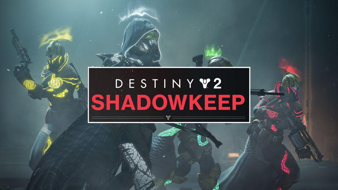 Destiny 2 Shadowkeep Raid nel Giardino Nero e sistema di perk  completamente nuovo
