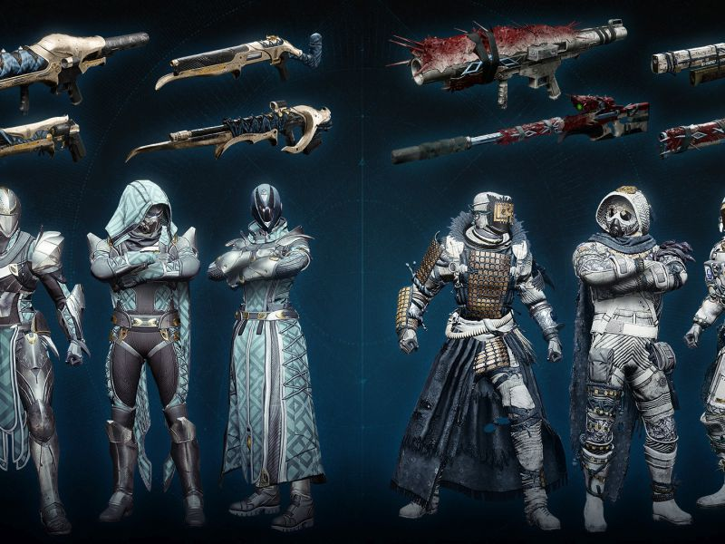 Destiny 2: Season 13 will bring back the rewards of the Dreaming City and Moon