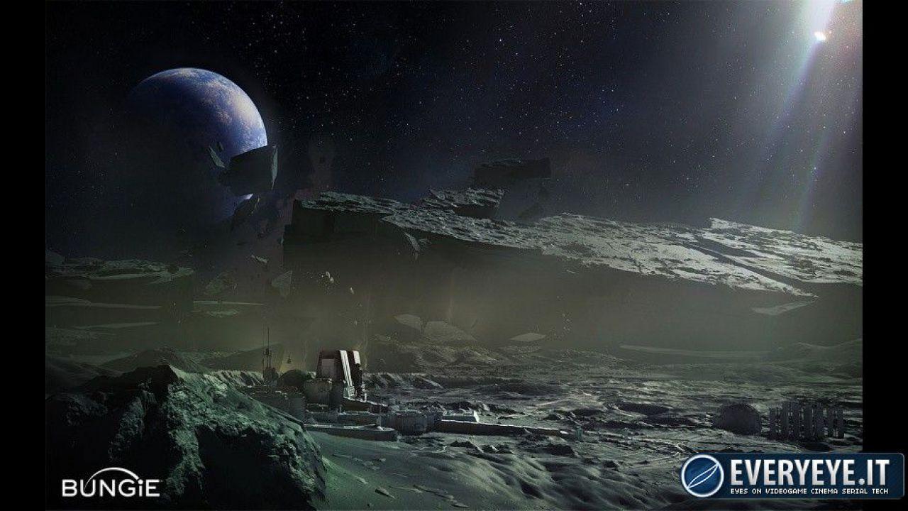 Destiny: 40 GB di spazio richiesti anche per la versione Xbox One