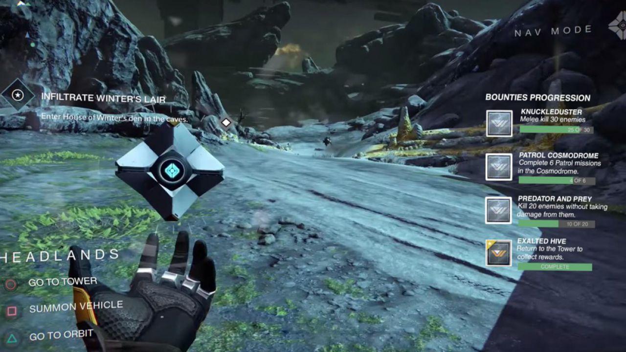 Destiny: annunciate le edizioni limitate e dettagli per la beta