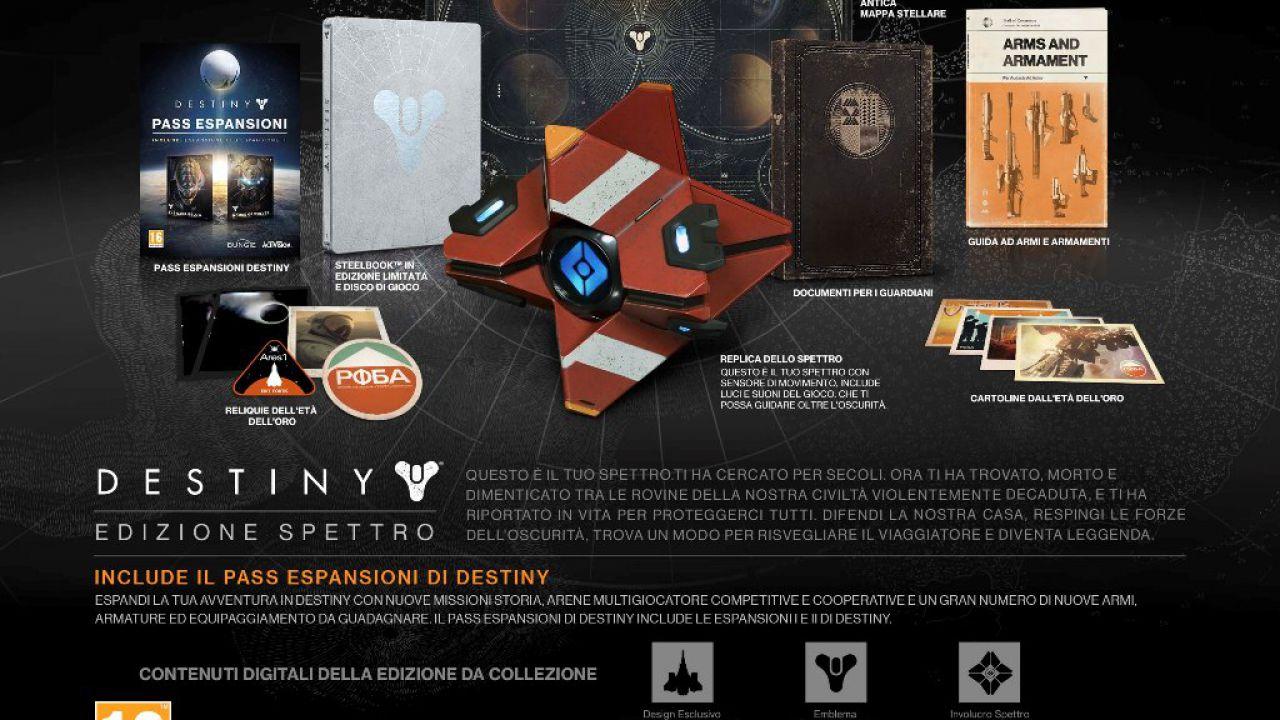 Destiny, beta aperta a tutti gli abbonati PlayStation Plus in Giappone
