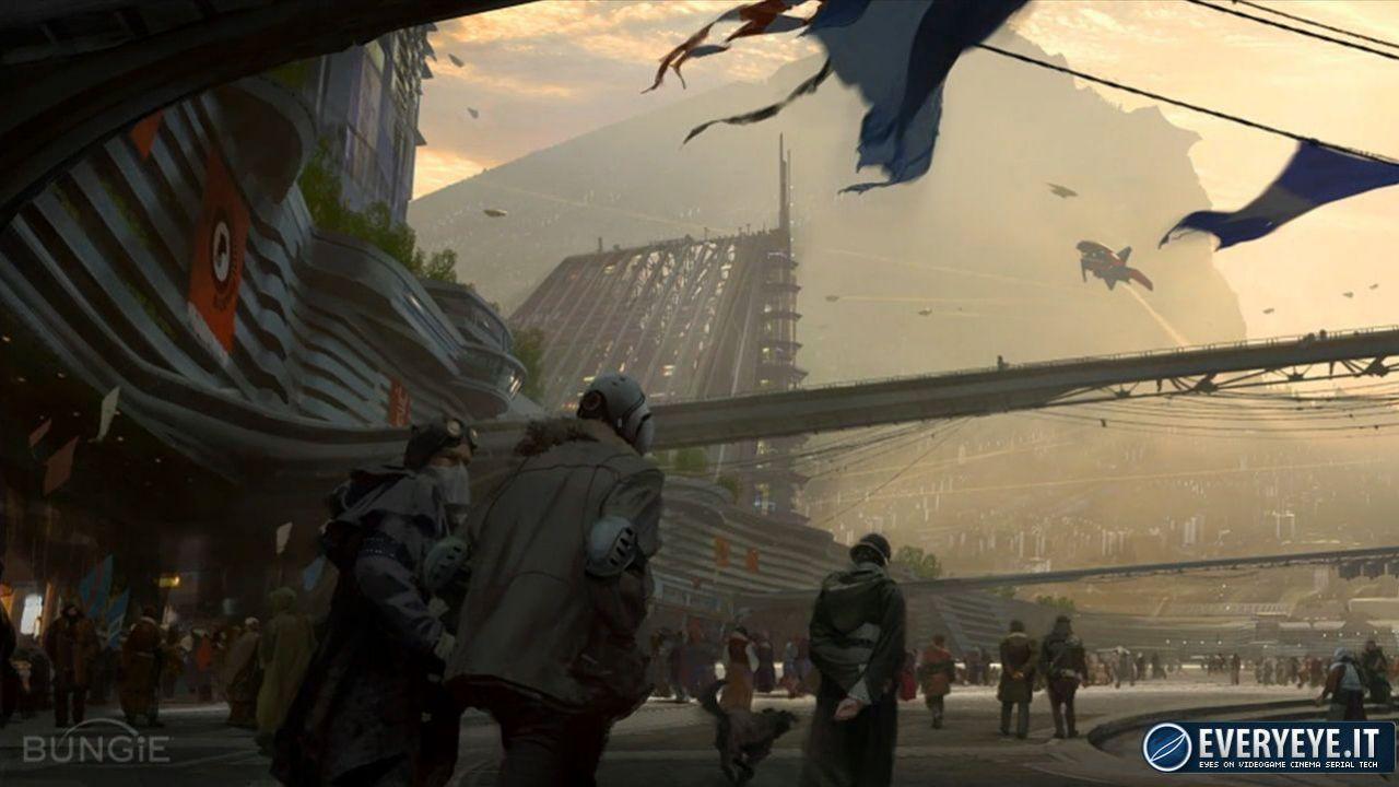 Destiny: un bug svela i contenuti dei prossimi DLC?