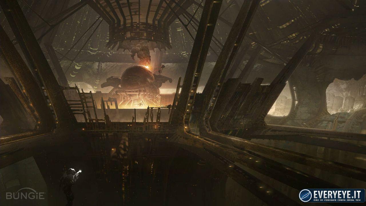 Destiny: Bungie elimina la Caverna dei Tesori