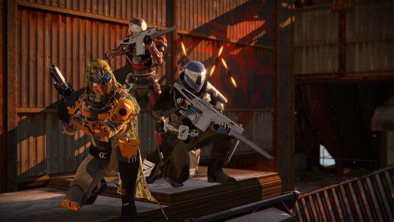 Destiny: Bungie al lavoro per risolvere l'errore Buffalo su PlayStation 4