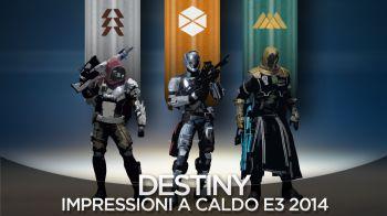 Destiny: Bungie potrebbe inserire le gare ufficiali tra i veicoli