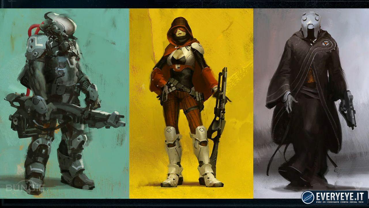 Destiny: Bungie svela le prossime novità in arrivo