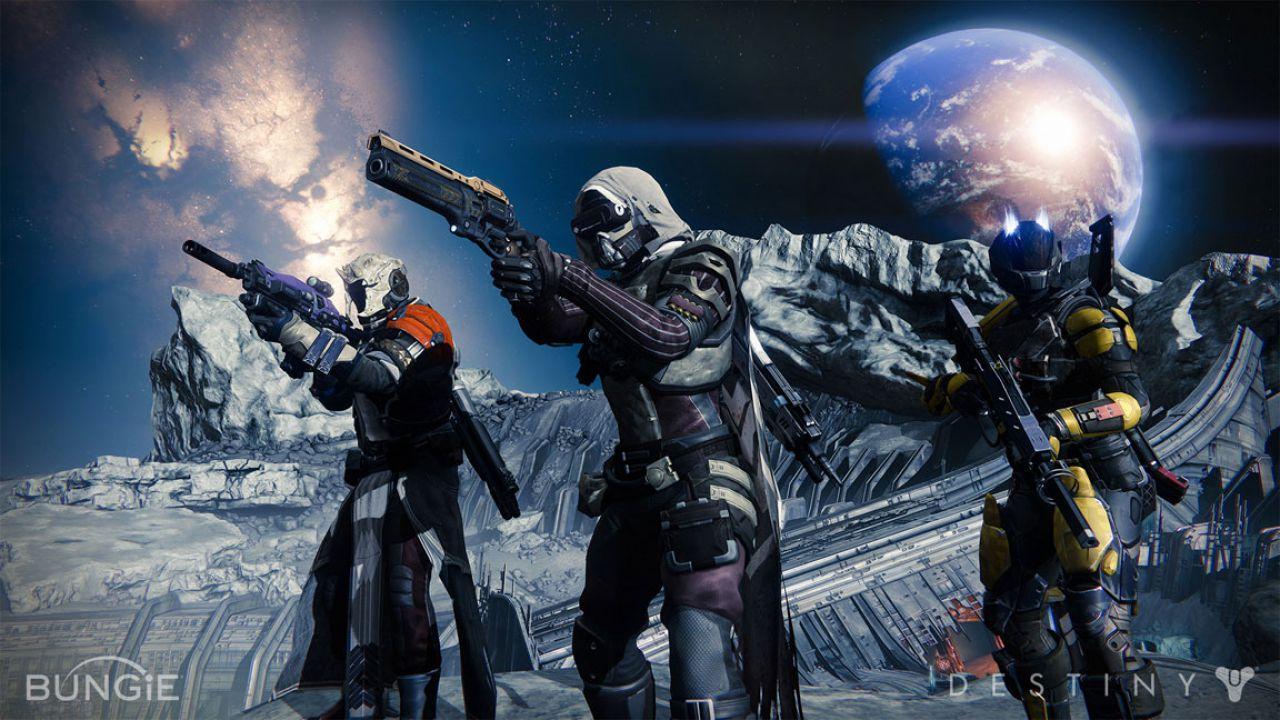 Destiny: Il Fuso Martellante ottenibile tramite una missione segreta
