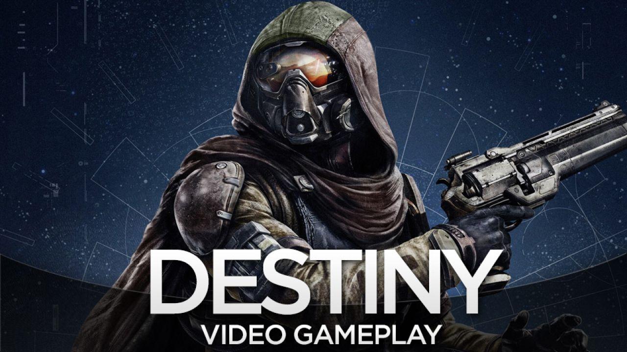 Destiny giocato dalla redazione di Everyeye.it