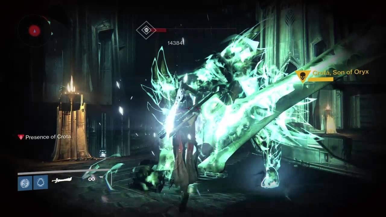Destiny: un giocatore ha sconfitto Crota utilizzando la batteria di Rock Band come controller