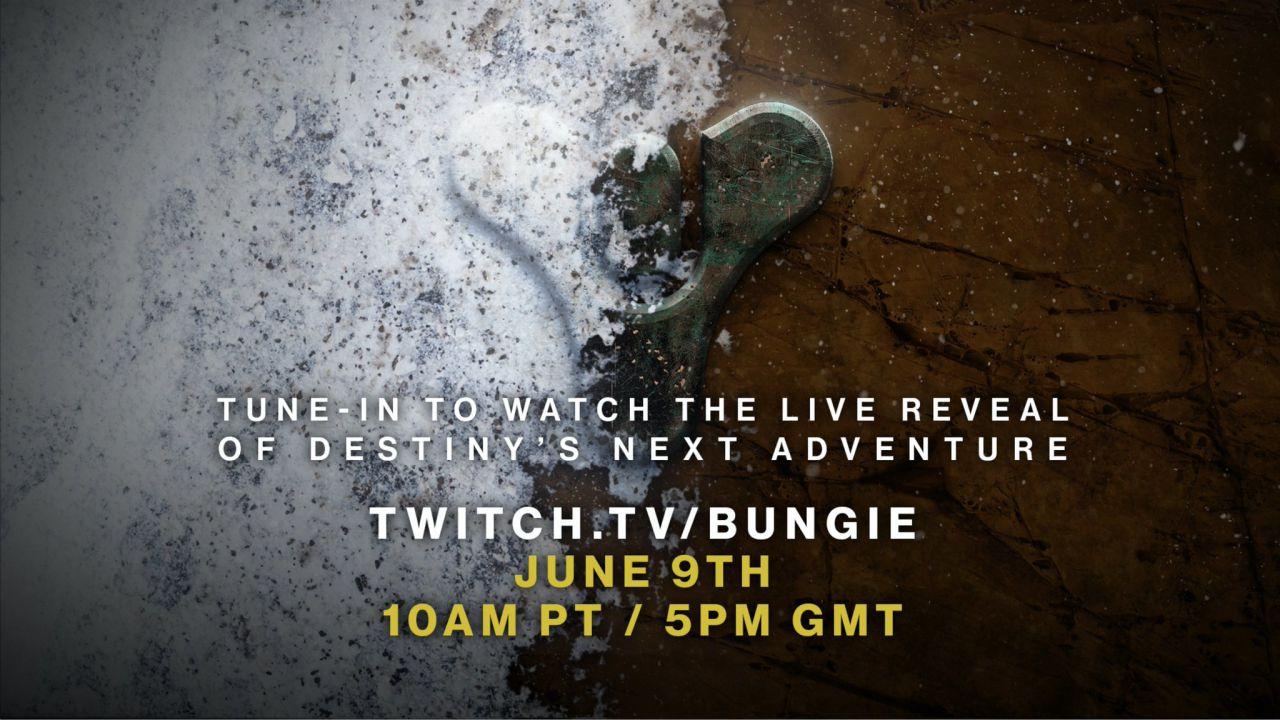 Destiny: immagine teaser della nuova espansione