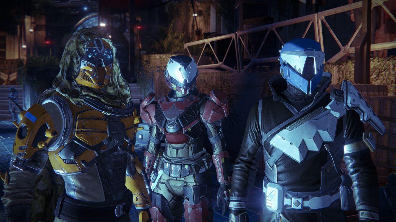 Destiny: in arrivo la patch di novembre e il nuovo evento Stendardo di Ferro