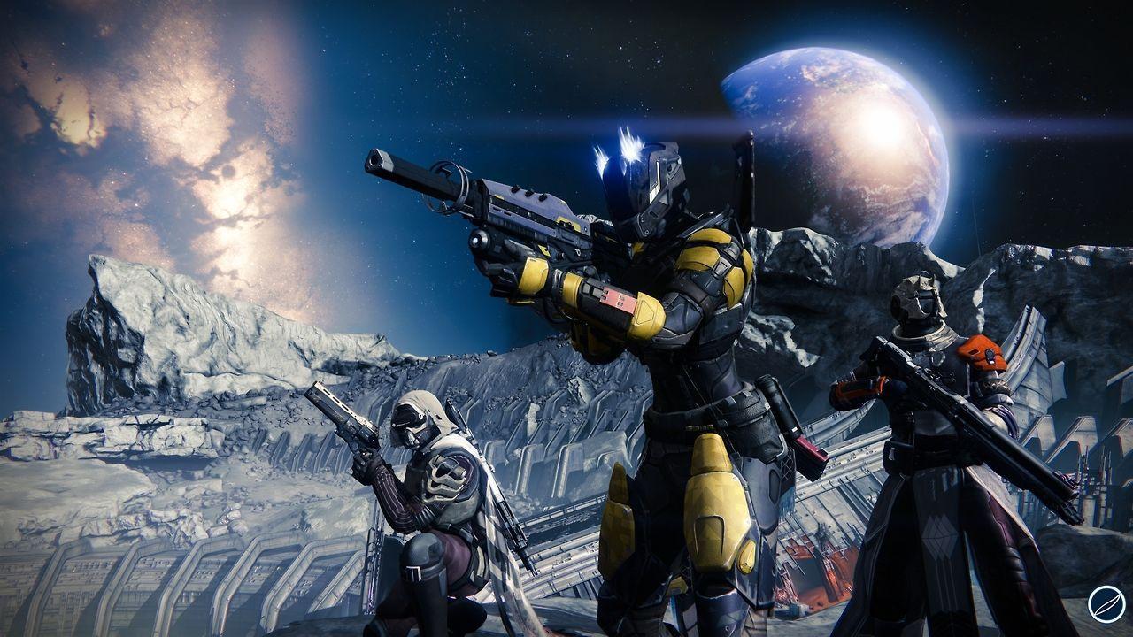 Destiny: L'Oscurità dal Profondo, ecco i contenuti esclusivi per PlayStation