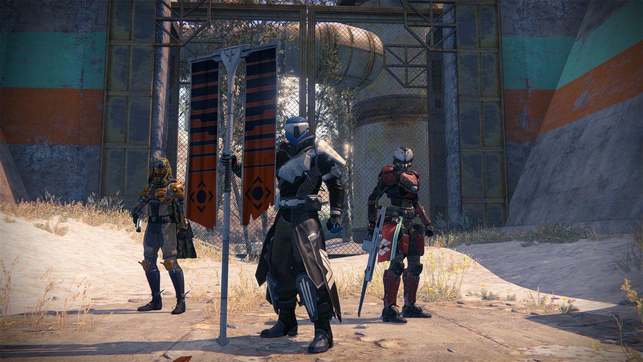 Destiny: Lord Saladin permetterà di acquistare due particelle di Luce Eterea