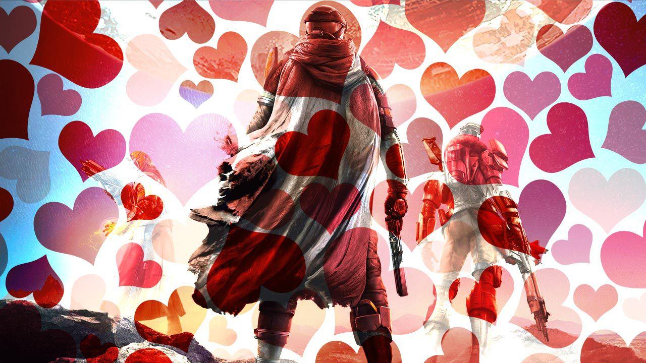 Destiny, le novità della settimana: evento di San Valentino, il ritorno dello Stendardo di Ferro