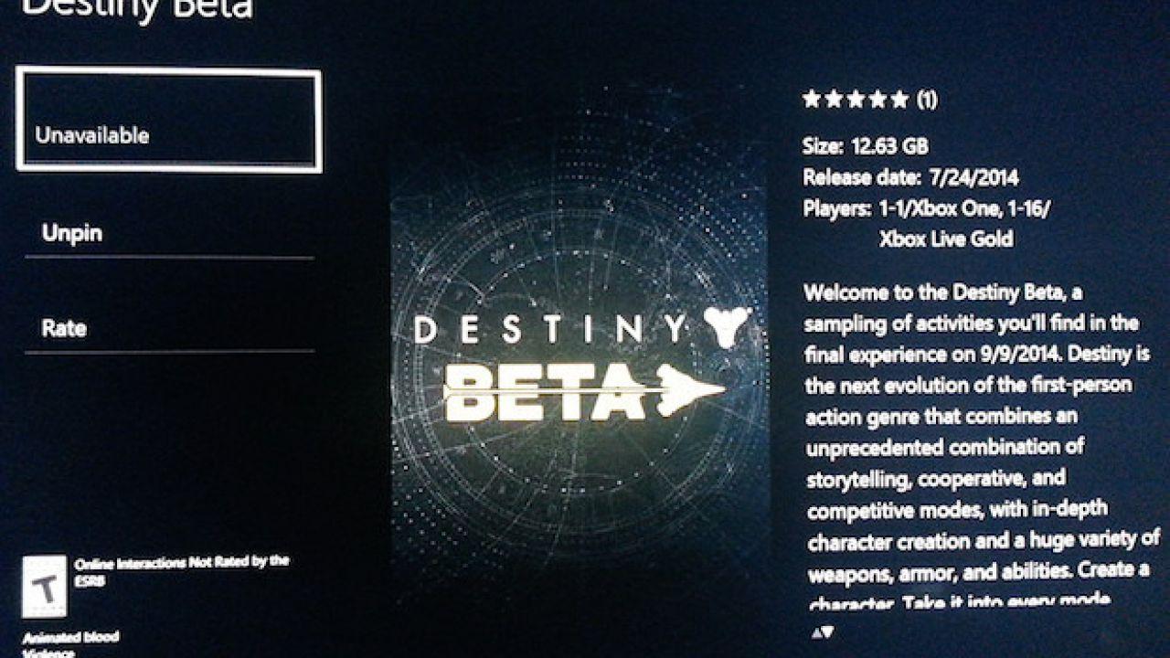 Destiny: nuovo trailer dall'E3 2014 e dettagli sulla beta