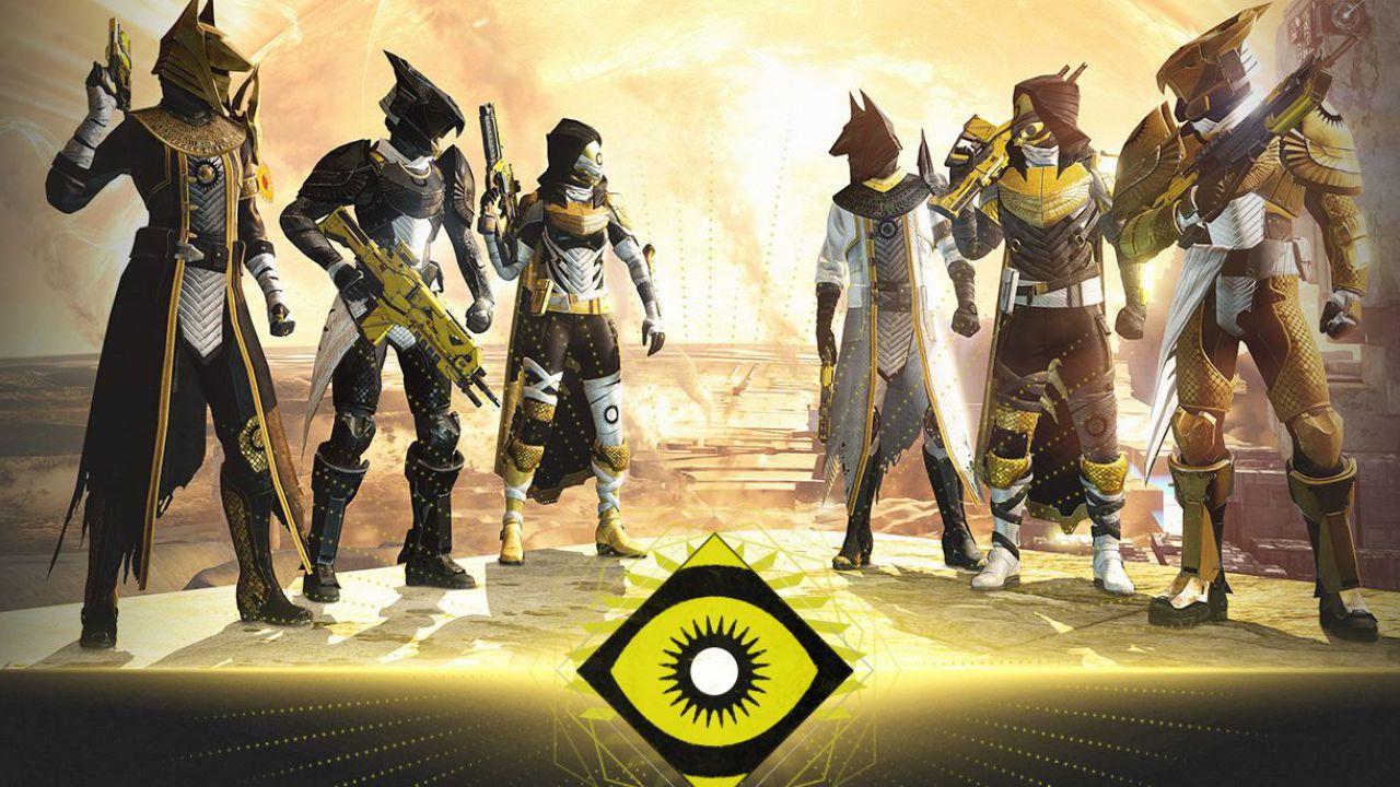 Destiny: oggi parte l'ultima edizione delle Prove di Osiride