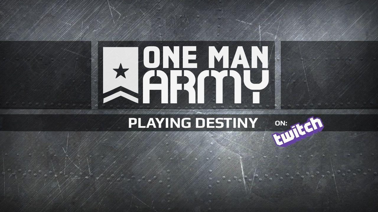 Destiny: PAN1C affronta il raid Caduta di un Re in diretta su Twitch - Replica Live 01/12/2015