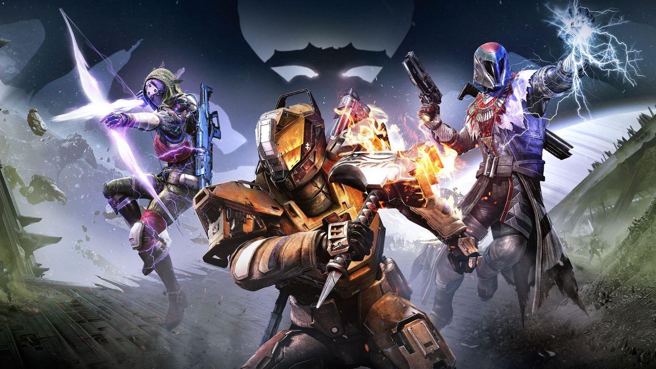 Destiny Il Re dei Corrotti: replica del live dedicato al nuovo assalto Shield Brothers