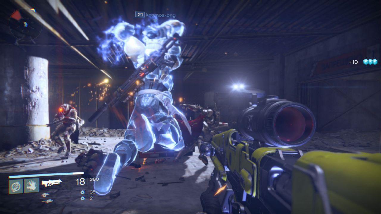 Destiny Il Re dei Corrotti: scoperta una loot cave sull'Astrocorazzata di Oryx