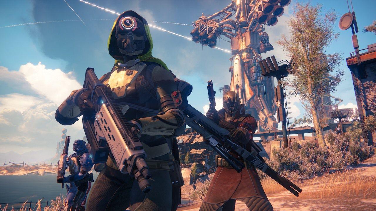 Destiny: I Signori del Ferro è disponibile su PS4 e Xbox One