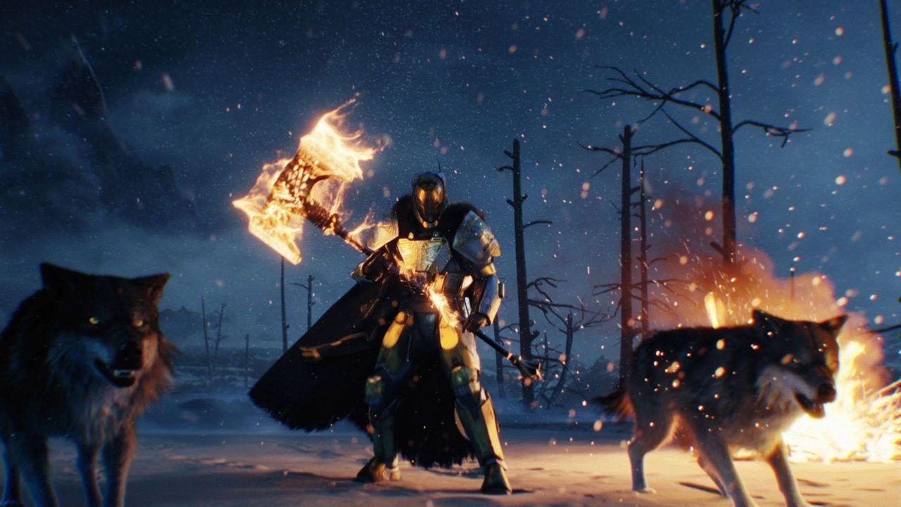 Destiny Rise of Iron: replica del livestream di Bungie