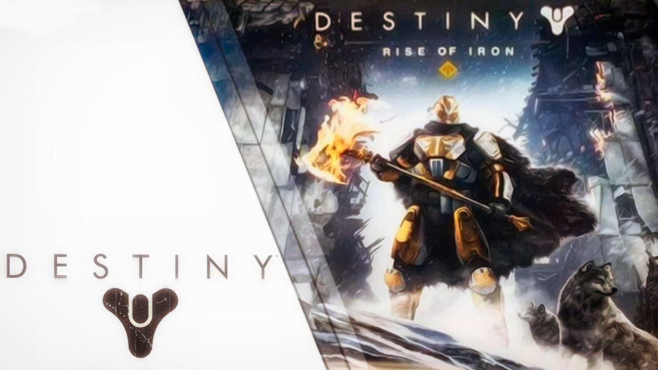 Destiny Rise of Iron, trailer e dettagli svelati in anticipo