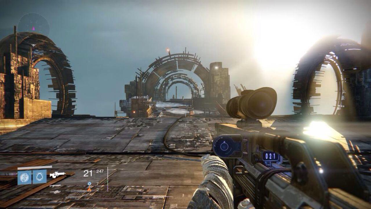 Destiny: scoperto un trucco per ottenere munizioni infinite