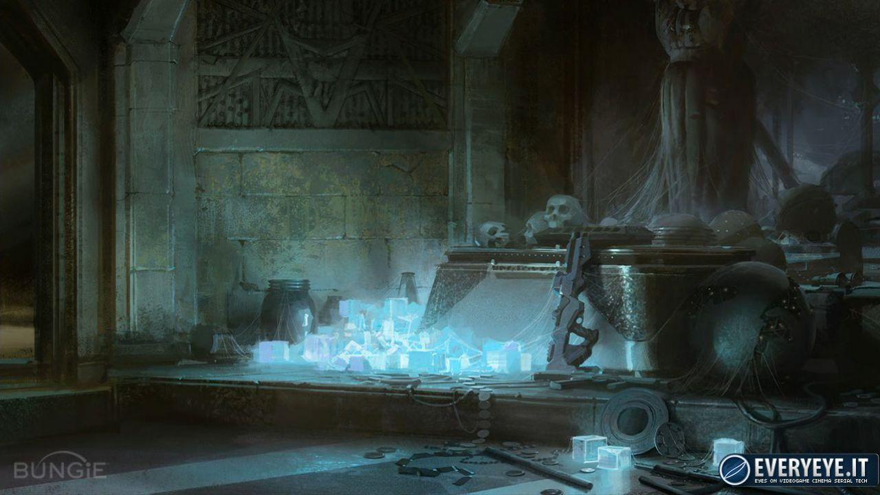 Destiny: scovata una nuova area su Venere
