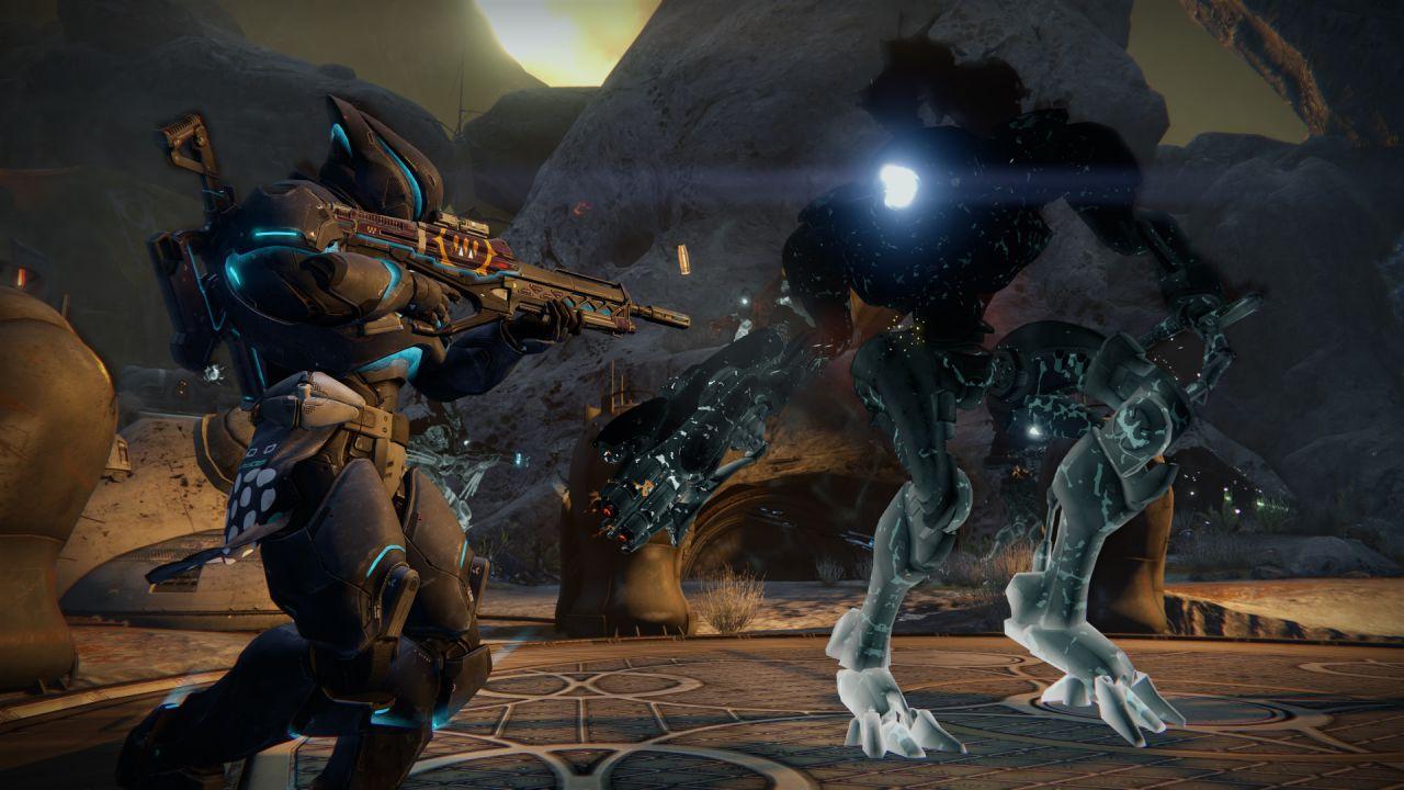 Destiny si aggiorna bilanciando armi e classi