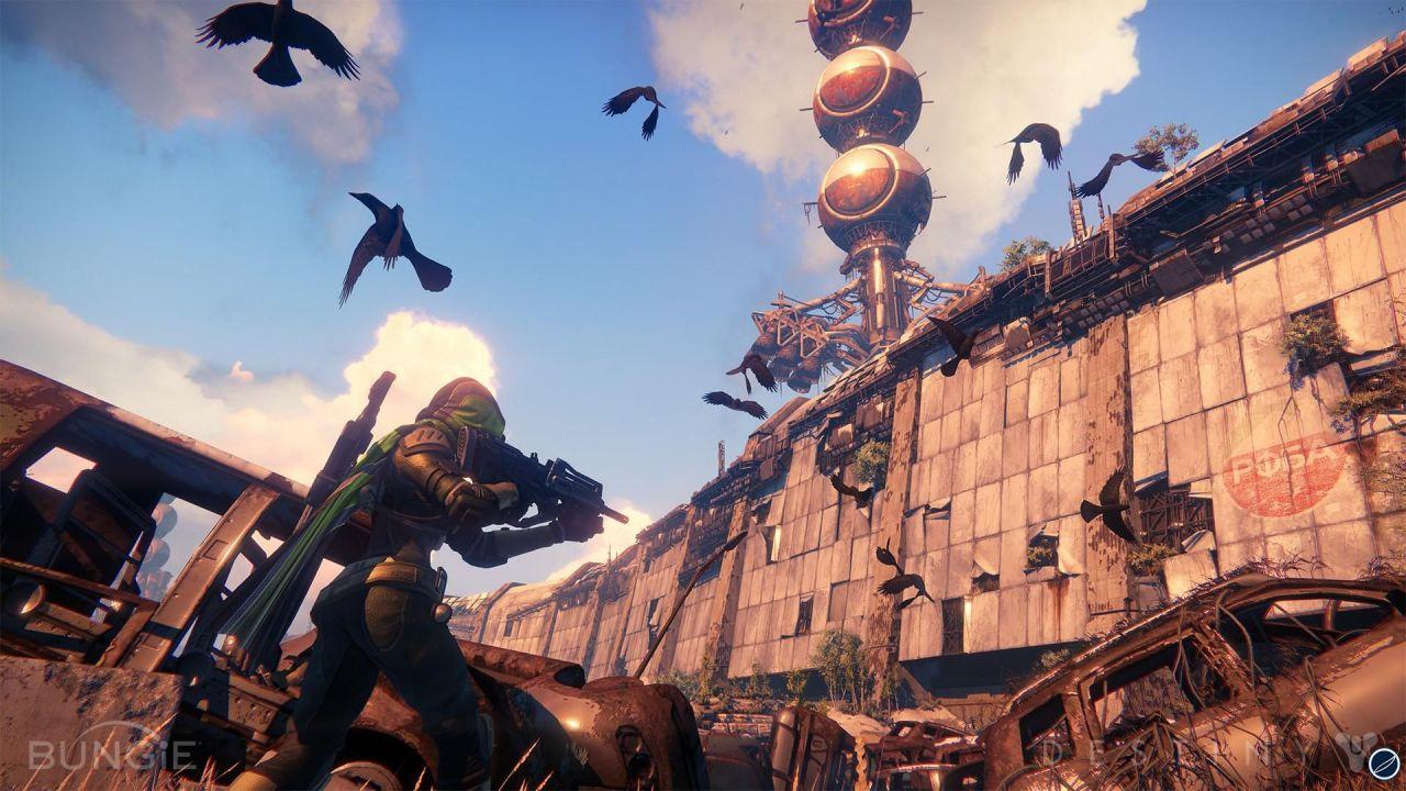 Destiny si aggiudica il titolo di Videogioco dell'Anno al Drago D'Oro