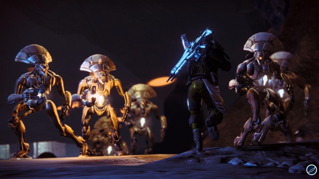 Destiny: le spade saranno presenti nell'espansione L'Oscurità dal Profondo