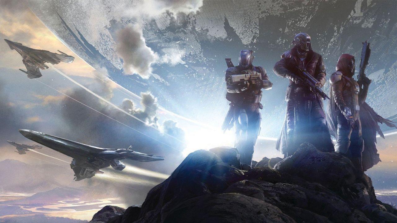 Destiny: svelata la data di lancio dell'aggiornamento 2.0