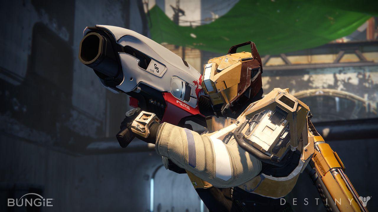 Destiny: svelate alcune nuove armi presenti nel DLC Il Re dei Corrotti