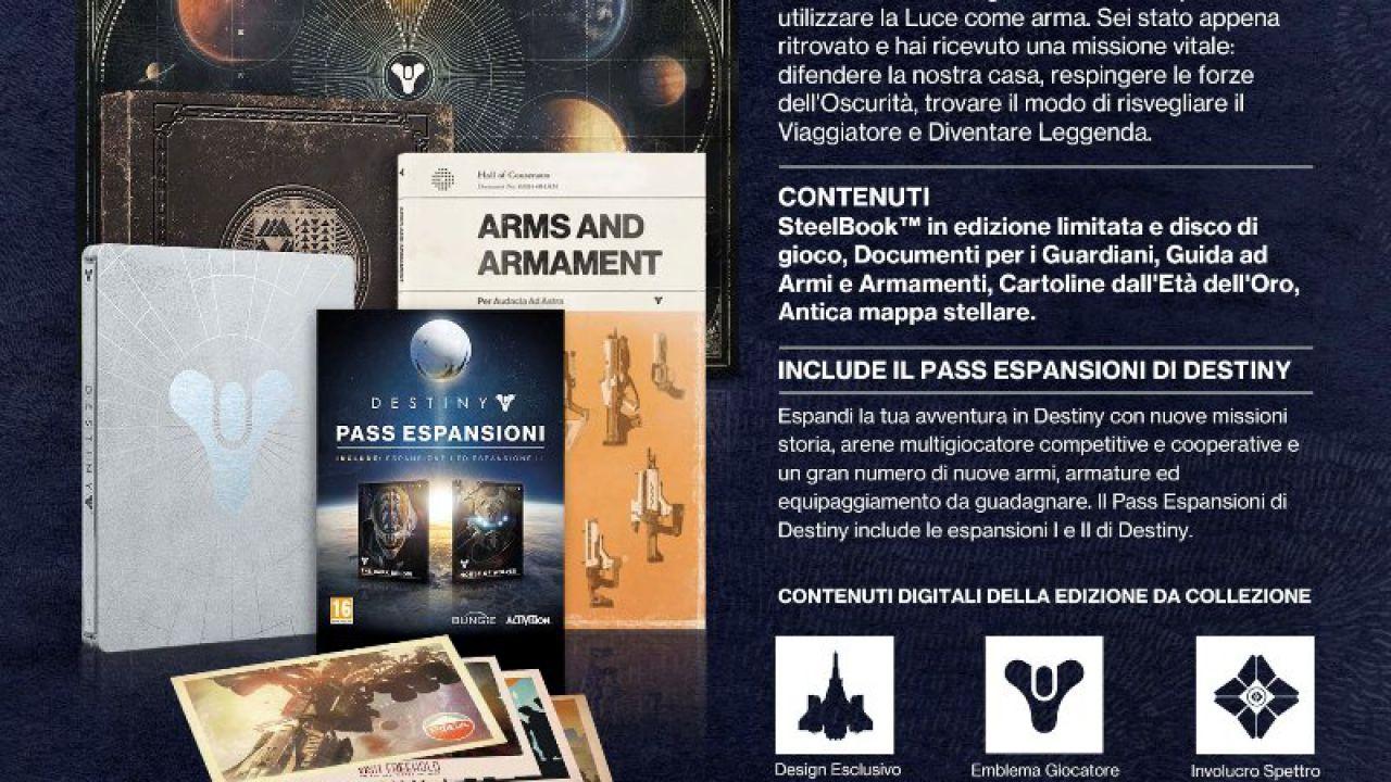 Destiny: svelati i contenuti esclusivi delle versioni PlayStation