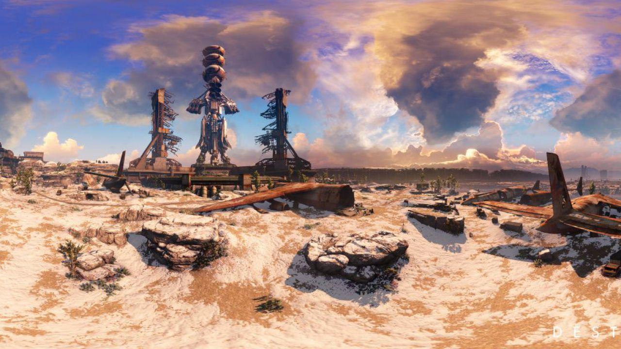 Destiny: svelato il peso della beta per Xbox One