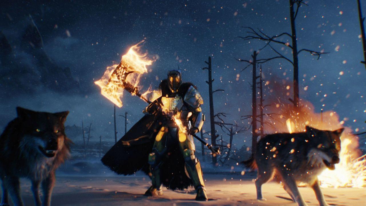 Destiny: trapela la data di uscita di Rise of Iron?
