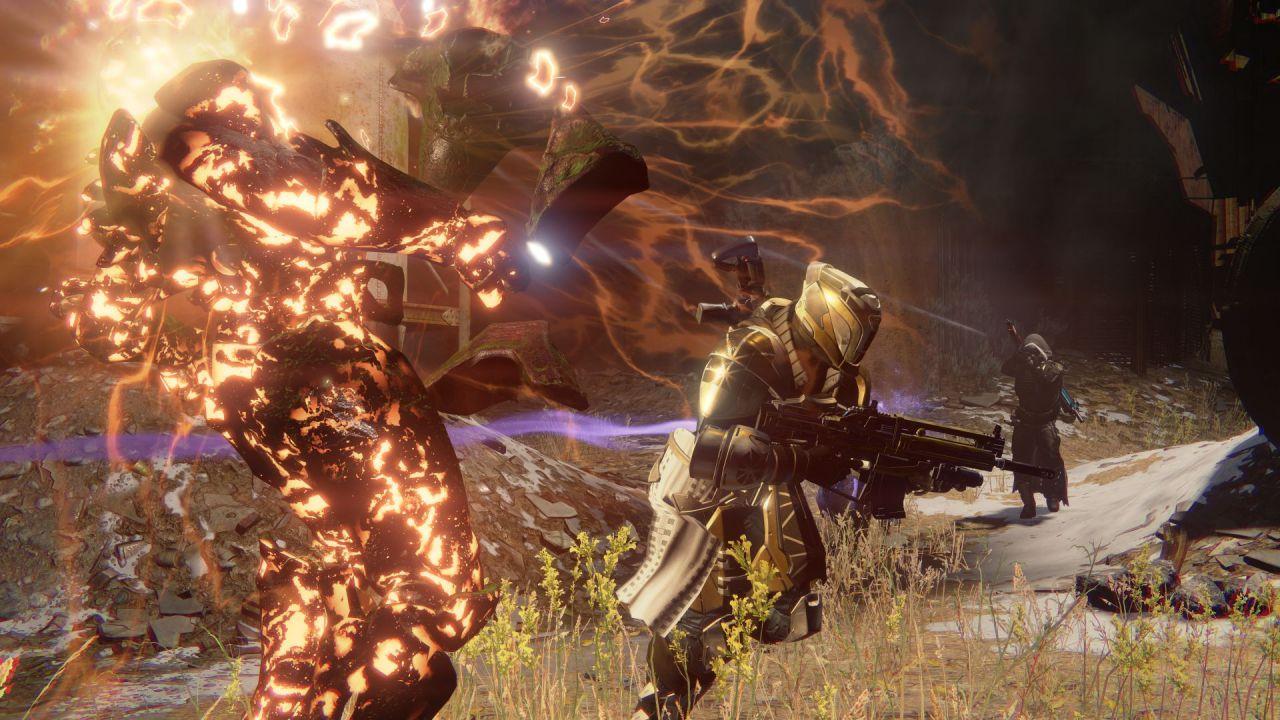 Destiny: trapelata la prima immagine dei Taken?