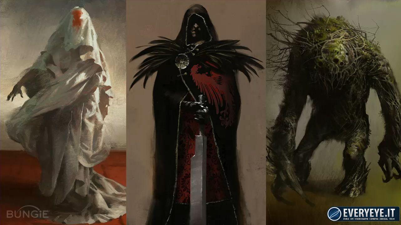 Destiny: tre giocatori completano la Volta di Vetro