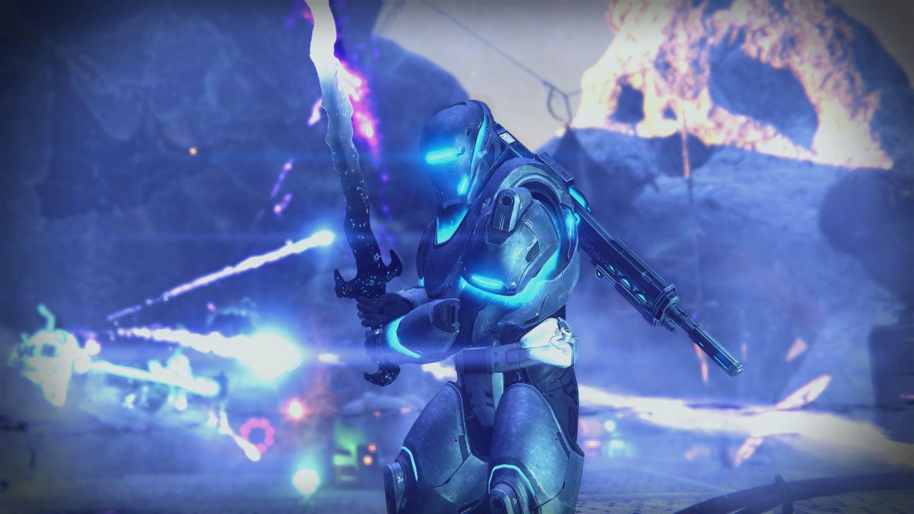 Destiny: una valanga di scatti relativi al nuovo aggiornamento