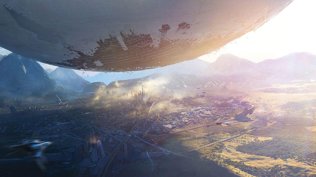 Destiny: un utente disegna un'interfaccia utente migliorata per il gioco