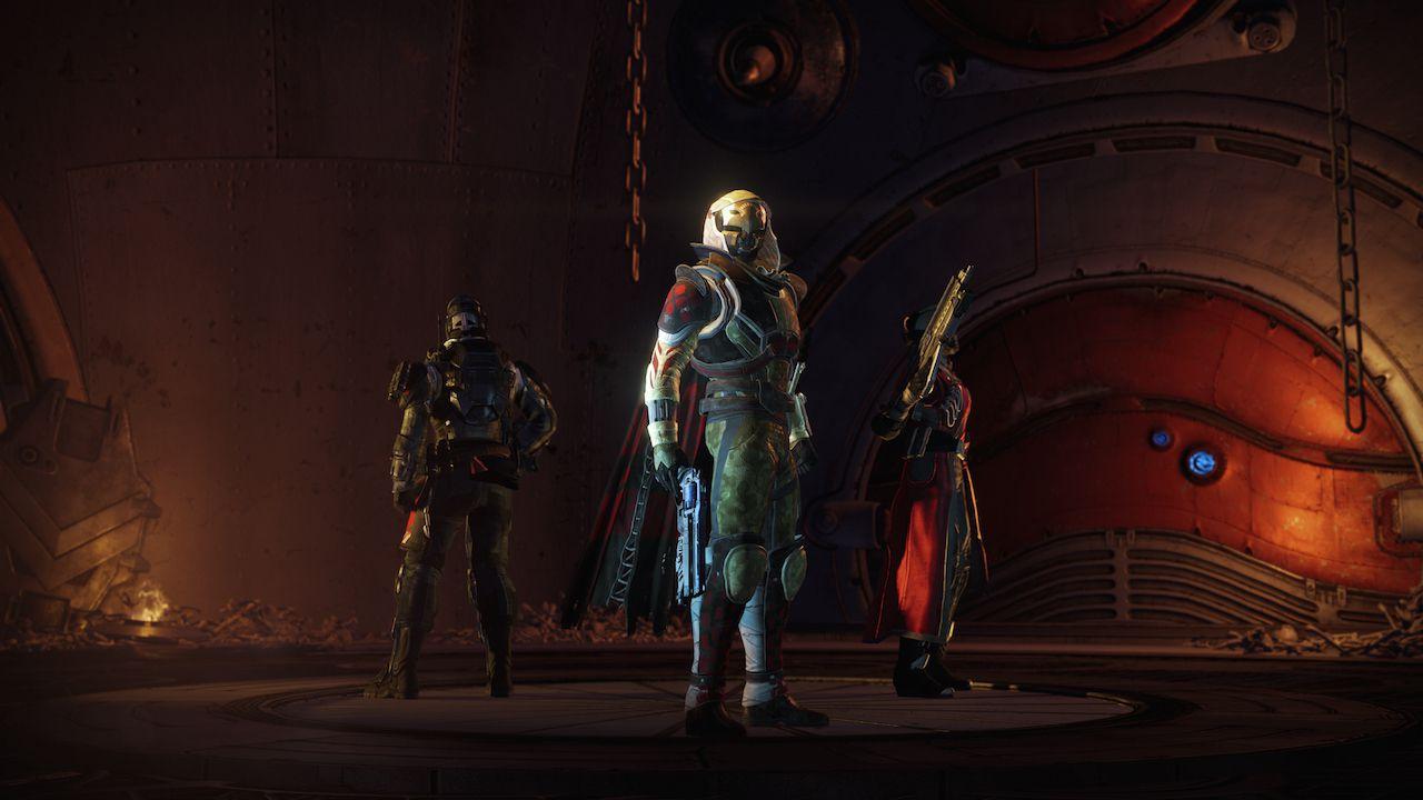 Destiny: vediamo alcune ricompense della Prigione degli Anziani