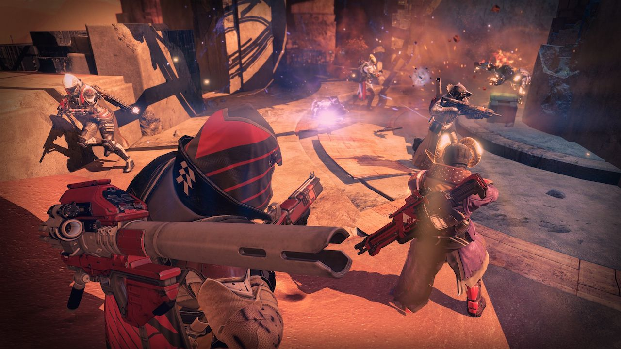 Destiny: un video mostra il gameplay delle Prove di Osiride