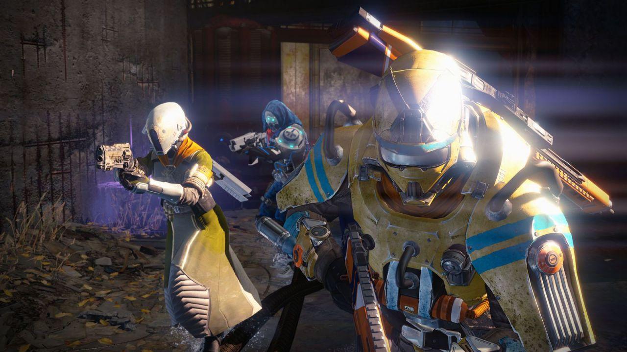 Destiny: un video svela le armi del raid King's Fall